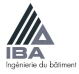 IBA Nantes - Bureau d'études structure